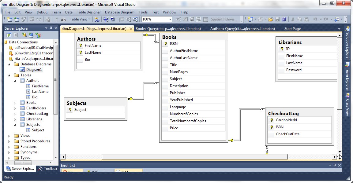 Databases class introduction to phisical data modeling ccuart Choice Image